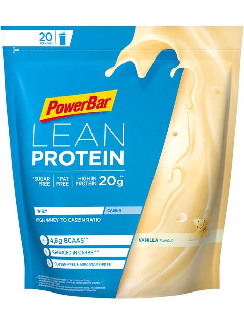 PowerBar Lean Protein Alimentazione sportiva Vanilla 500g